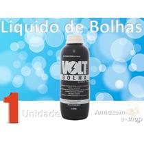 Liquido P/ Fazer Bolhas De Sabão C/ 1 Litro Aroma De Talco