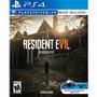 Juego Resident Evil 7 Ps4 Nuevo Y Sellado