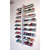 Prateleira Hotwheels 130 Carrinhos Frete Grátis!!!