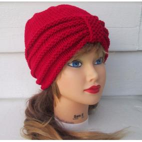 Tejidos A Crochet - Gorros Para Mujer -turbante