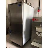 Ultra Congelador Icematic Para Gelato / Sorvete - 40 Graus C
