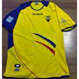Camisa Equador 2006 Uniforme 1