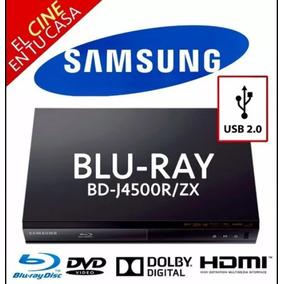 Blu Ray Samsung Bdj 4500r