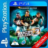 Rugby Challenge 3 Ps4 Digital Elegi Reputacion Al Comprar