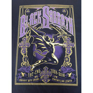Black Sabbath - Camisa The End Produto Oficial