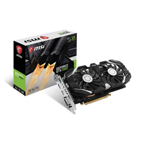 Tarjeta De Video Msi Nvidia Gtx 1060 Ddr5 3gb Oc