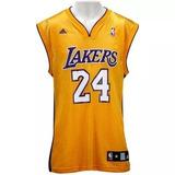 808c356d97 Camisa De Basquete Lakers Los Angeles Nba Basket Roxa Amarel