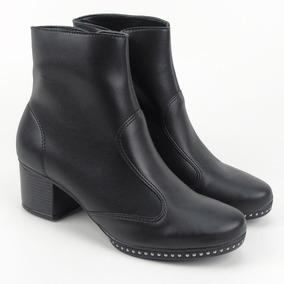 Bota Feminina Azaleia 939/831 Ankle Boot