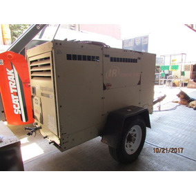 Compresor 185 Ingersoll Rand Año 2006 Seminuevo $130.000