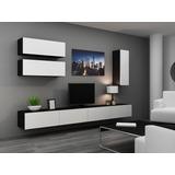Modular Tv - Rack Led - Organizador - Minimalista - Alacena