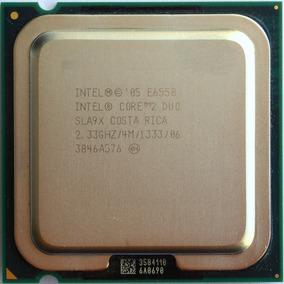 Processador Intel Core 2 Duo E6550 2.33ghz 4mb 1333