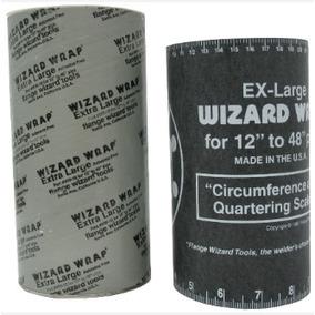 Cinta Para Marcar Tuberias Tubos Flange Wizard 12 -48 Xl