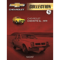 Chevette Sl 79 - Coleção Chevrolet Collection - Número 1