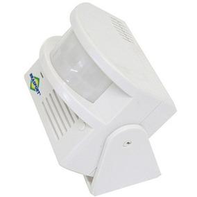 Anunciador De Presença Com Sensor Raio 100 Metros - Brasfort