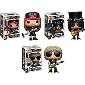 Boneco Funko Pop - Guns N Roses - Axl Rose Slash Duff