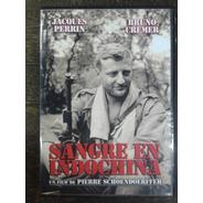 Sangre En Indochina * Pierre Schoendoerffer * Dvd Original *