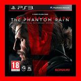 Metal Gear Solid V : The Phantom Pain Ps3 | Digital