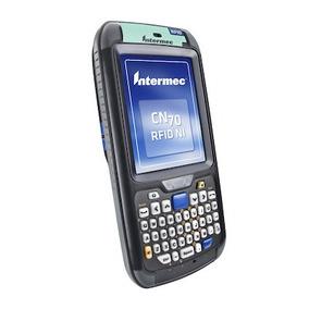 Coletor De Dados Cn70 Com Bateria Intermec Novo Na Caixa