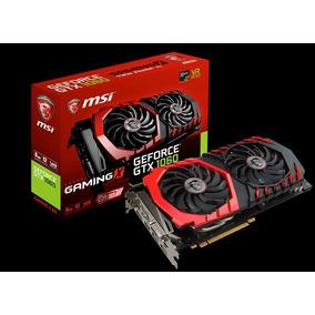 Tarjeta De Video Msi Geforce Gtx1060 Gaming X 6gb Gddr5