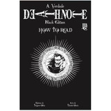 Death Note Black Edition Vol. 7 How To Read Novo Lacrado