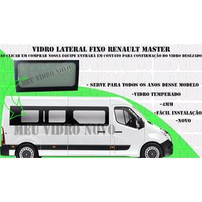Renault Master Vidro Lateral