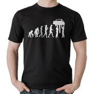 Camisetas Engraçadas Evolução Do Mecânico 1539