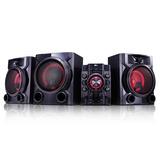Equipo De Sonido Mini Componente Lg 1100w Usb Bluetooth