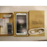 Samsung Galaxy S5 Sm-g900f - 16 Gb-blanco Brillante