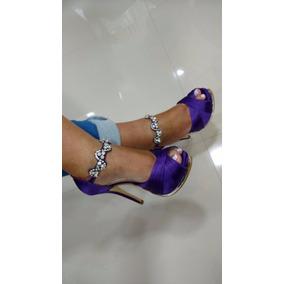Sapato Noiva Madrinha Personalizado Novo