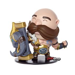 Braum Lol Boneco League Of Legends Figure - Com Caixa