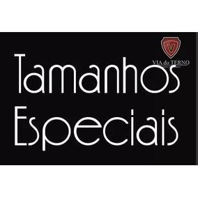 Terno Tamanho Especial Plus Size + Gravata De Brinde!