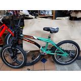 Bicicleta Gw Lancer. Frenos De Disco. Suspensión Barras