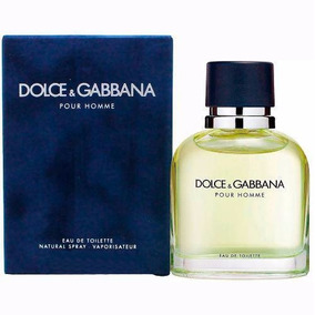 Dolce Cabbana Pour Homme
