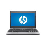 Notebook Hp Chromebook 11-v010wm 11.6 4gb 16gb Negro