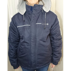 Campera Reversible Impermeable - Marca Lacar Sin Uso