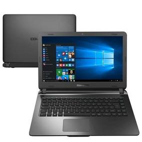 Notebook Hp Compac Intel Dual Core 4gb 500gb - Barato