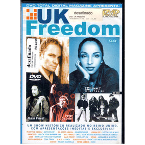 Dvd - Uk Freedom - The Freedom Beat Concert