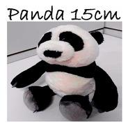 35 Ursinhos Urso De 15cm Panda Pelúcia Plush P/ Lembrancinha