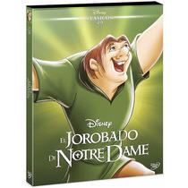 El Jorobado De Notre Dame Disney Clasicos 29 Pelicula En Dvd