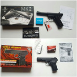 Pistolas Co2 Balines De Acero De 4.5 Mm