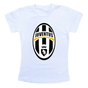 Camiseta Infantil Personalizada - Juventus Futebol 092aefd09f924