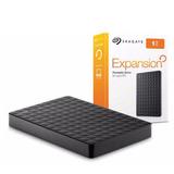 Hd Externo Seagate Expansion 1tb - Espaco E Seguranca