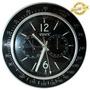 Relógio Parede Grande 35cm Fluorescente Dia Mês Sala Quarto