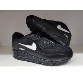 Nike Air Max De Couro Num. 41 Arremate Leilao Masculino - Tênis no ... d2144c0b9d958