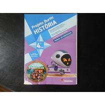 Projeto Buriti História 4ºano 3ª Edição 2014- Para Professor