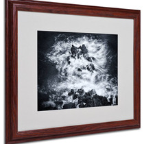 Never Get Enough Matted Framed Canvas Art By Philippe Sain