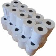 10 Rollos Termicos 57 Mm  X 30 Mts Termicos Balanza