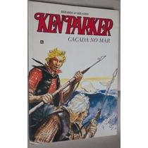 Ken Parker 09 Tapejara 2002 Caçada No Mar Berardi Milazzo
