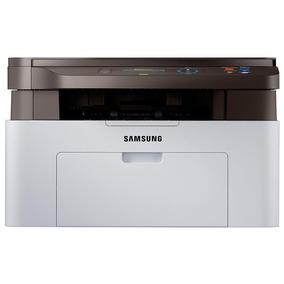 Multifuncional Samsung Sl-m2070 Laser Monocromática 110v