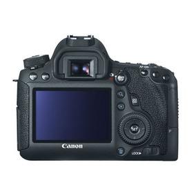 Camera Canon Eos 6d Corpo Garantia 6 Meses